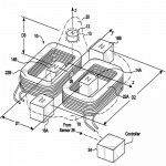 patent drawing electromagnetic levitation technology levitation arts antigravity floating device