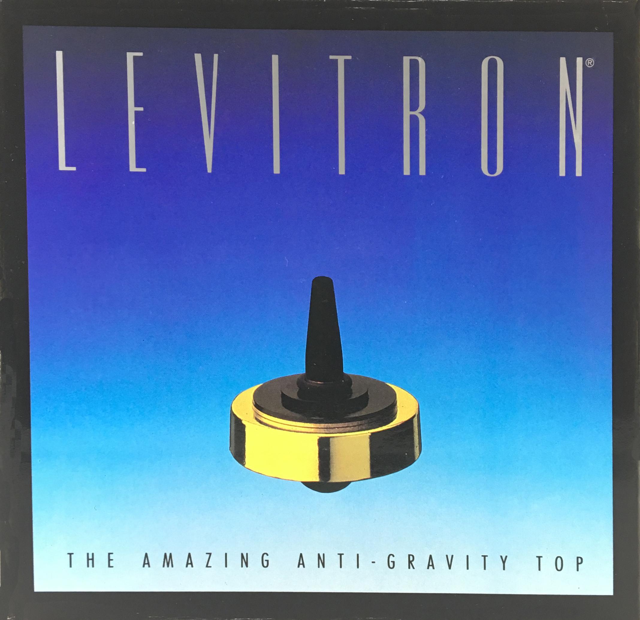 Classic Levitron Box Front