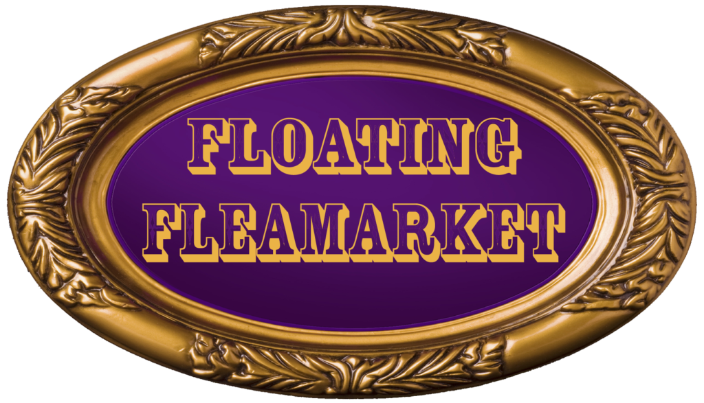 Floating Fleamarket Seal PNG
