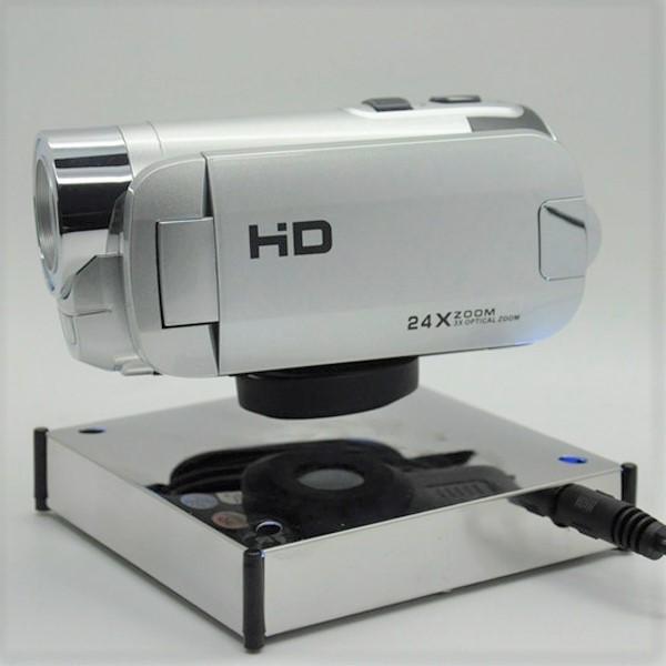 Shiny floating Camera